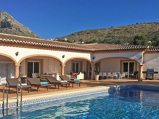 4 bedroom Villa in Xabia, Valencia, Spain : ref 5508860