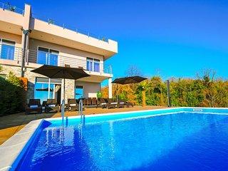 4 bedroom Villa in Pobri, Primorsko-Goranska Županija, Croatia : ref 5506778
