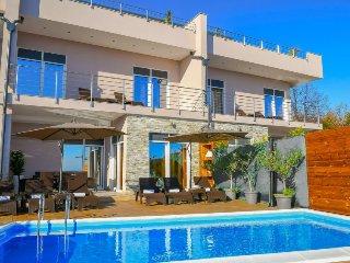 4 bedroom Villa in Pobri, Primorsko-Goranska Županija, Croatia : ref 5506777