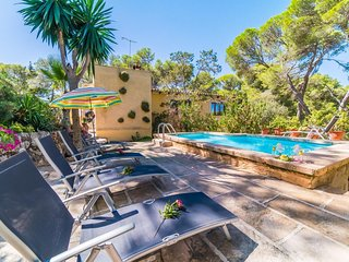 3 bedroom Villa in Cala Mondrago, Balearic Islands, Spain : ref 5506700