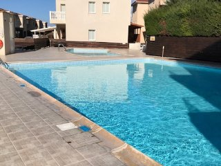 Fantastic Location - One Bedroomed, Spacious Apartment in Kato Paphos