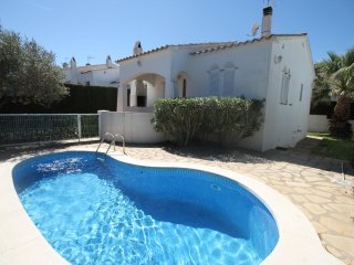 3 bedroom Villa in els Riells, Catalonia, Spain : ref 5506050
