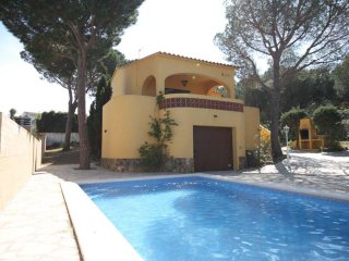 3 bedroom Villa in els Riells, Catalonia, Spain : ref 5506036