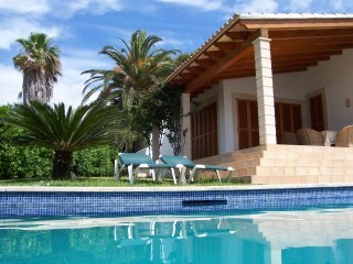 3 bedroom Villa in Cala Mendia, Balearic Islands, Spain : ref 5505996
