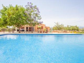 2 bedroom Villa in Binissalem, Balearic Islands, Spain : ref 5505690
