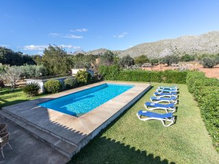 3 bedroom Villa in Port de Pollenca, Balearic Islands, Spain : ref 5505267
