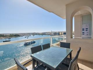Harbour View Sliema 4-bedroom Apt