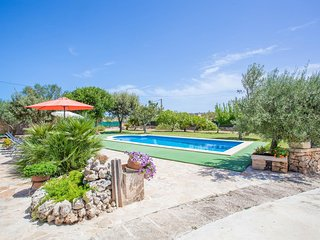 3 bedroom Villa in Santa Margalida, Balearic Islands, Spain : ref 5505152