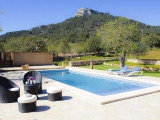 2 bedroom Villa in s'Horta, Balearic Islands, Spain : ref 5504858