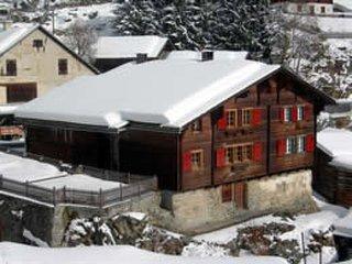 1 bedroom Apartment in Siat, Canton Grisons, Switzerland : ref 5504315