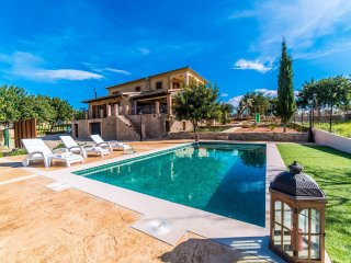 4 bedroom Villa in Caimari, Balearic Islands, Spain : ref 5503233