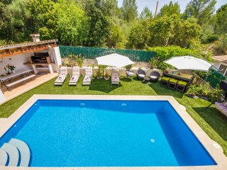 5 bedroom Villa in Port d'Alcudia, Balearic Islands, Spain : ref 5503219