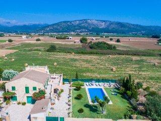 3 bedroom Villa in sa Pobla, Balearic Islands, Spain : ref 5503201