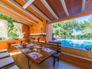 4 bedroom Villa in Buger, Balearic Islands, Spain : ref 5503197