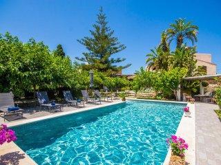 4 bedroom Villa in Alcúdia, Balearic Islands, Spain : ref 5503158