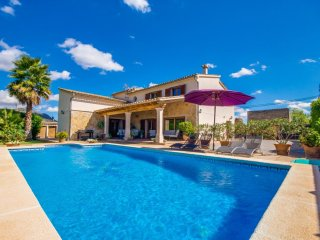 4 bedroom Villa in Inca, Balearic Islands, Spain - 5503142