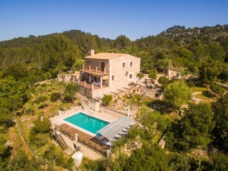 4 bedroom Villa in Ullaró, Balearic Islands, Spain : ref 5503138