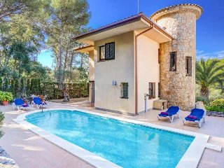 4 bedroom Villa in Tamariu, Catalonia, Spain : ref 5491244