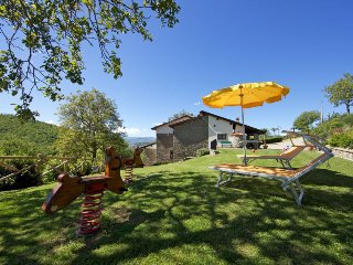 5 bedroom Villa in Stia, Tuscany, Italy : ref 5490577