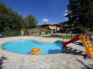 3 bedroom Villa in Stia, Tuscany, Italy : ref 5490477