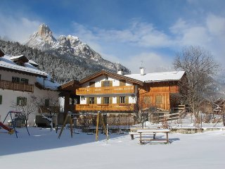 3 bedroom Apartment in Pozza di Fassa, Trentino-Alto Adige, Italy : ref 5437844