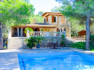 5 bedroom Villa in Felanitx, Balearic Islands, Spain : ref 5489144