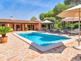 4 bedroom Villa in s'Horta, Balearic Islands, Spain : ref 5489143
