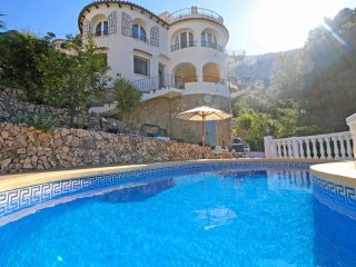 2 bedroom Villa in Calpe, Valencia, Spain : ref 5487731