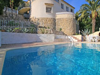 3 bedroom Villa in Calpe, Valencia, Spain : ref 5487722