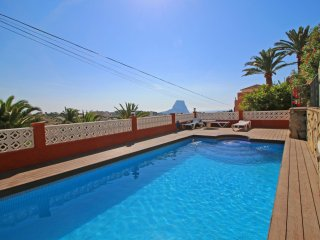 2 bedroom Villa in Calpe, Valencia, Spain : ref 5487714