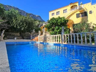 3 bedroom Villa in Calpe, Valencia, Spain : ref 5487716