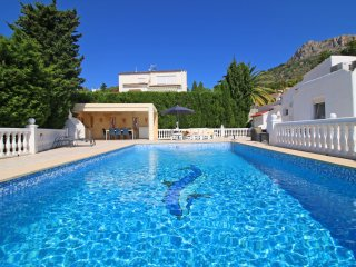 4 bedroom Villa in Calpe, Valencia, Spain : ref 5487659