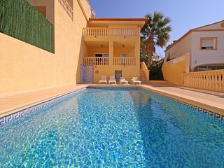 4 bedroom Villa in Calpe, Valencia, Spain : ref 5487627