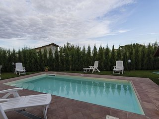 4 bedroom Villa in Stibbio, Tuscany, Italy : ref 5487242