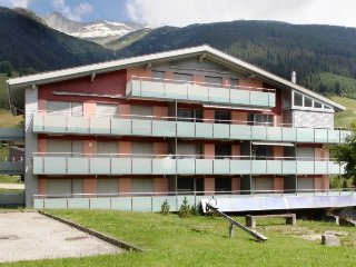 2 bedroom Apartment in Disentis, Canton Grisons, Switzerland : ref 5486120