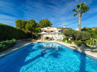2 bedroom Villa in Moraira, Region of Valencia, Spain - 5698391