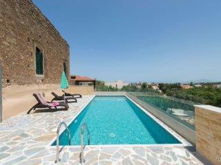3 bedroom Villa in Heraklion, Crete, Greece : ref 5485080
