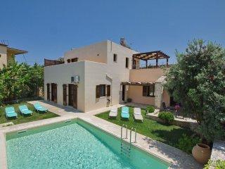 3 bedroom Villa in Heraklion, Crete, Greece : ref 5485078