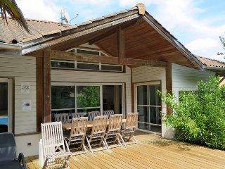 4 bedroom Villa in Moliets-et-Maa, Nouvelle-Aquitaine, France : ref 5434992