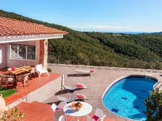 4 bedroom Villa in Santa Cristina de Aro, Catalonia, Spain : ref 5481169