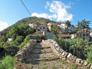 3 bedroom Villa in Molini di Triora, Liguria, Italy : ref 5481154