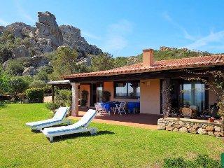 4 bedroom Villa in Porto Rafael, Sardinia, Italy : ref 5480848