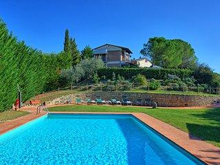 4 bedroom Villa in Santa Maria a Sciano, Tuscany, Italy : ref 5479399