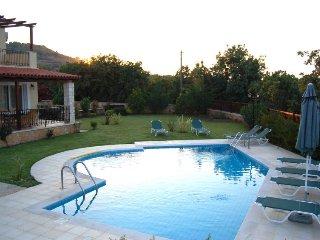 4 bedroom Villa in Vederoi, Crete, Greece - 5700310