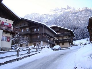 2 bedroom Apartment in Canazei, Trentino-Alto Adige, Italy : ref 5697211
