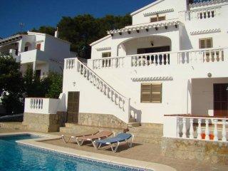 6 bedroom Villa in Sant Jaume dels Domenys, Balearic Islands, Spain : ref 547641