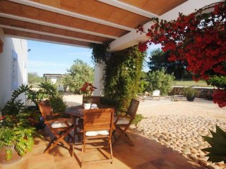 2 bedroom Villa in Sant Carles de la Ràpita, Balearic Islands, Spain : ref 54760