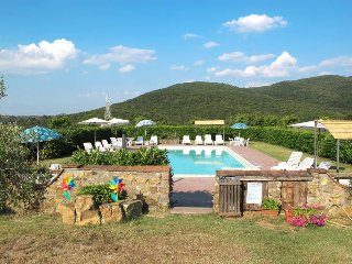 2 bedroom Apartment in La Fontana, Umbria, Italy : ref 5447872