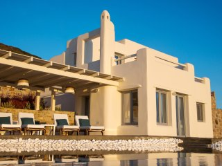 Naxos Rock Sea View Villa with Private Pool