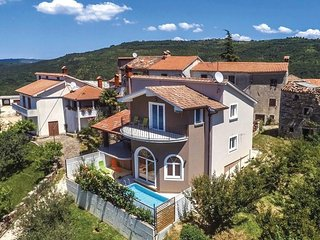 Four bedroom house Kaldir, Središnja Istra (K-12650)